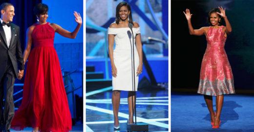 15 momentos en los que Michelle Obama lució espectacular