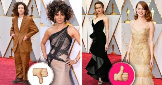 Necesitamos hablar de las 20 peores y mejores vestidas en los premios Oscar 2017