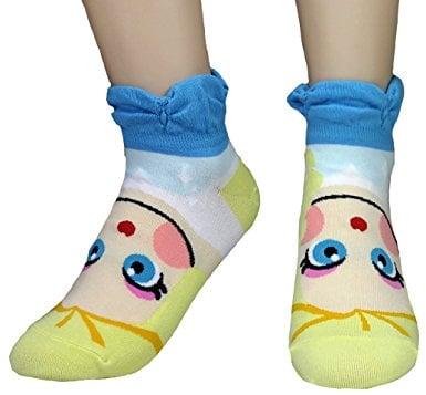 Calcetas de Elsa de Frozen