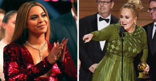 Adele declara su amor por Beyoncé con este emotivo discurso; Internet se conmueve