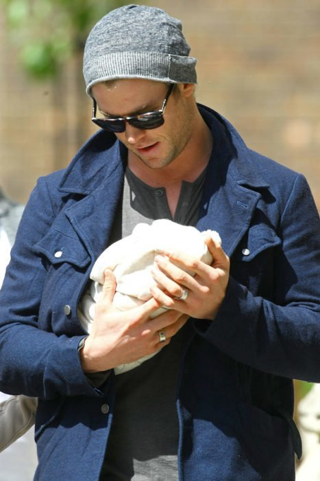 Chris Hemsworth burrito