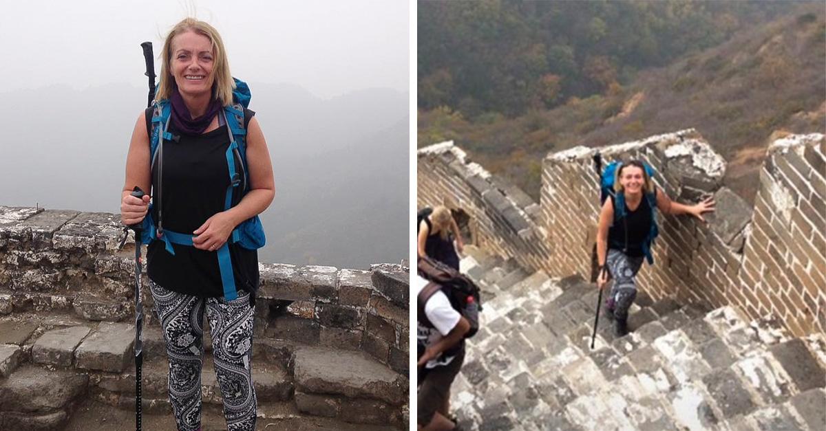 Conoce a Tracy Benson, la mujer que combatió su epilepsia con ejercicio