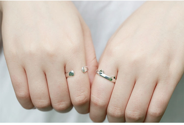 anillo delicado