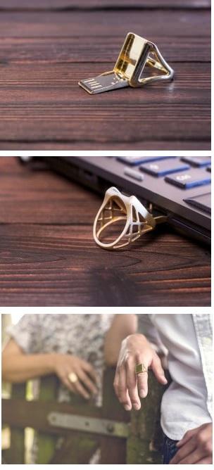 anillo usb