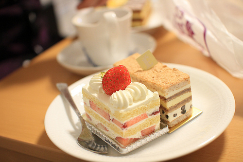pastel perfecto