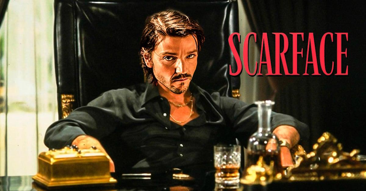 Diego Luna será el protagonista de la nueva versión de 'Scarface'