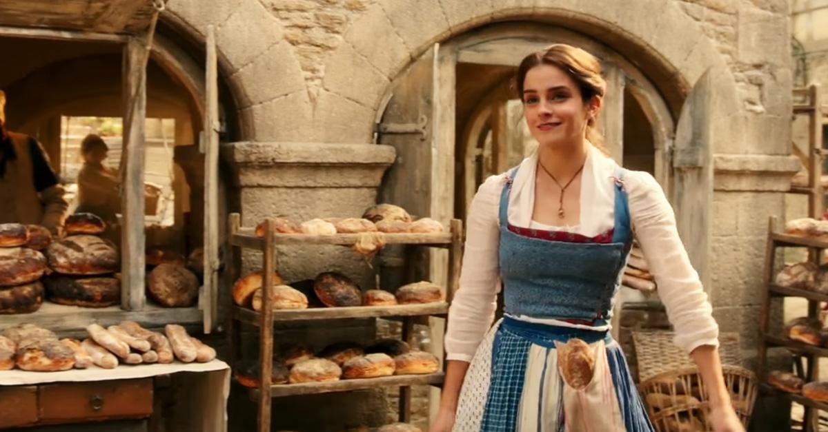 """Emma Watson interpreta """"Belle"""" de una forma espectacular"""