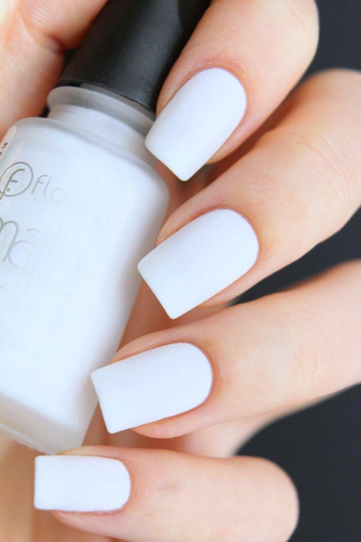 Si te encantan las uñas mate mira como aprender a hacer tu propio esmalte para uñas estilo mate, para que puedas crear cualquier color de uñas que te guste. Un acento en Chevron y esmalte .