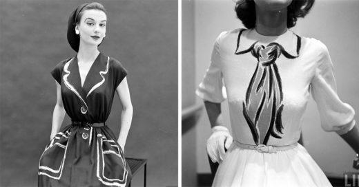 Estos vestidos de los años 50 son todo lo que necesitas en tu guardarropa