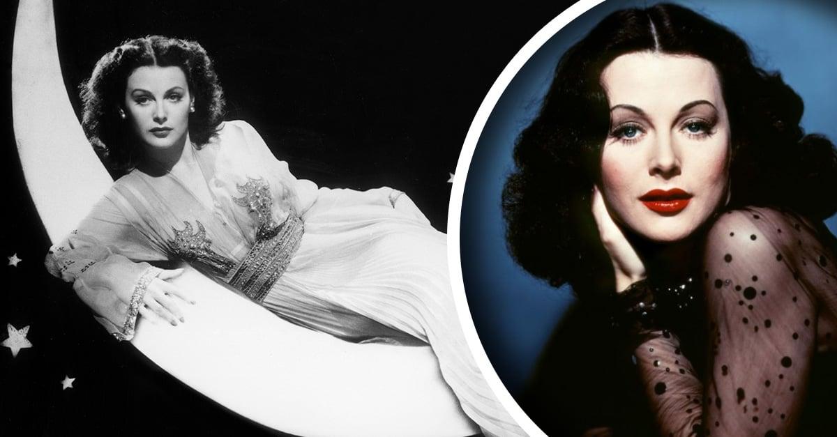 Hedy Lamarr, la diva de Hollywood que inventó el WiFi