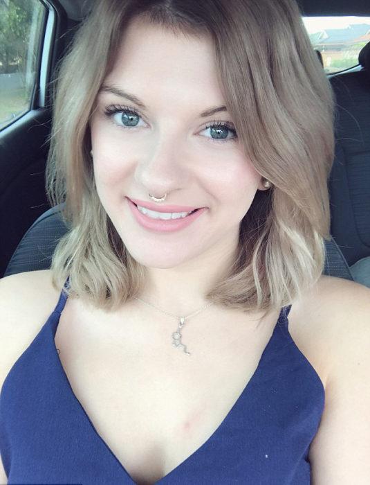 Chica que superó la anorexia