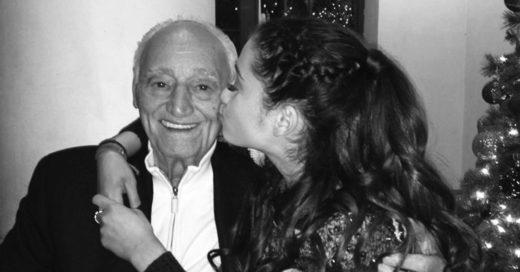 Los abuelos nunca mueren; se vuelven invisibles y permanecen siempre en tu vida