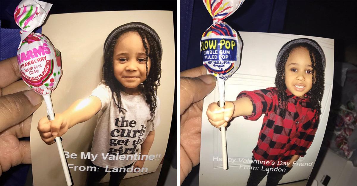 Madre e hijo van más allá y hacen un regalo muy original en San Valentín