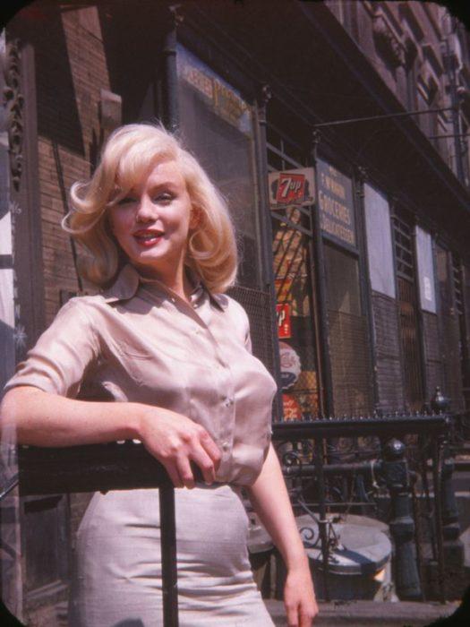 Marilyn Monroe embarazada