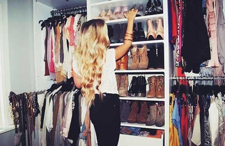 armario de chica