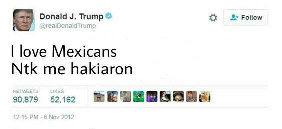 Meme dondald Trump
