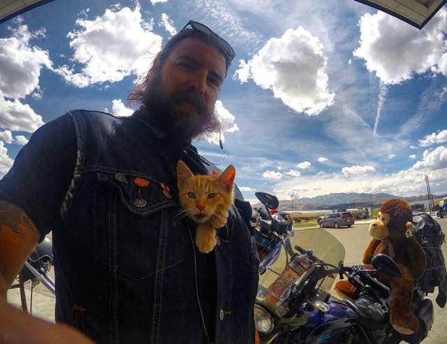 Doody y su gato