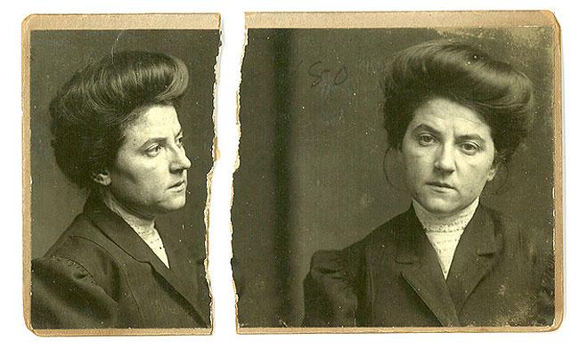 Mujeres delincuentes de los años 50's que tenían estilo