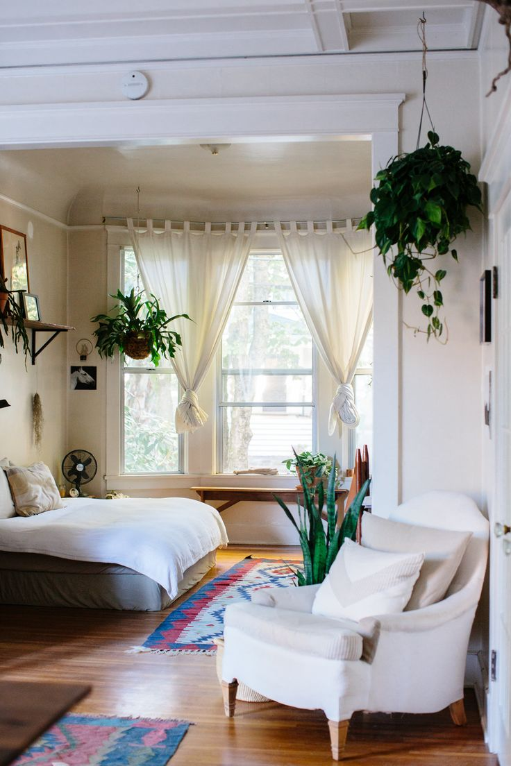 30 formas de usar plantas para decorar espacios de tu casa for Small room in spanish