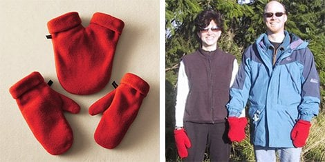 guantes de únion