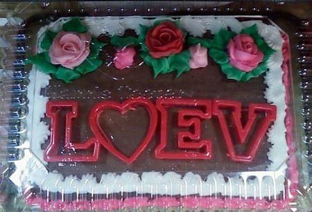 pastel mal escrito