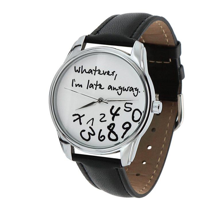 reloj que dice la verdad
