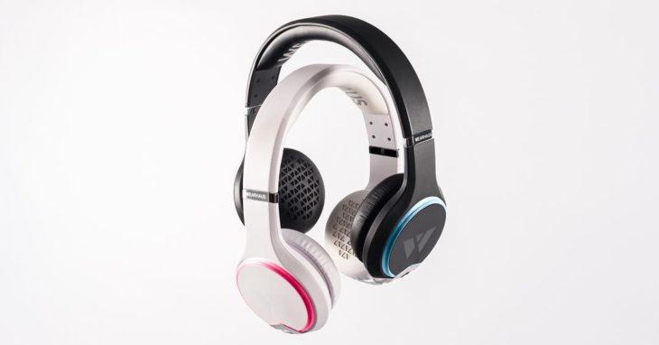 Audífonos para compartir música