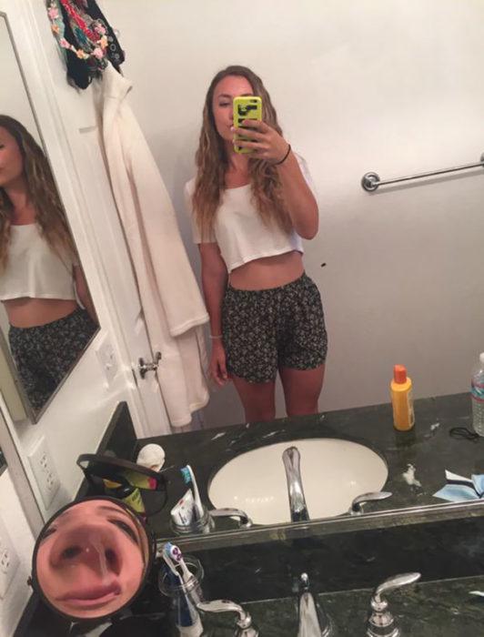 Selfies que fallaron terriblemente