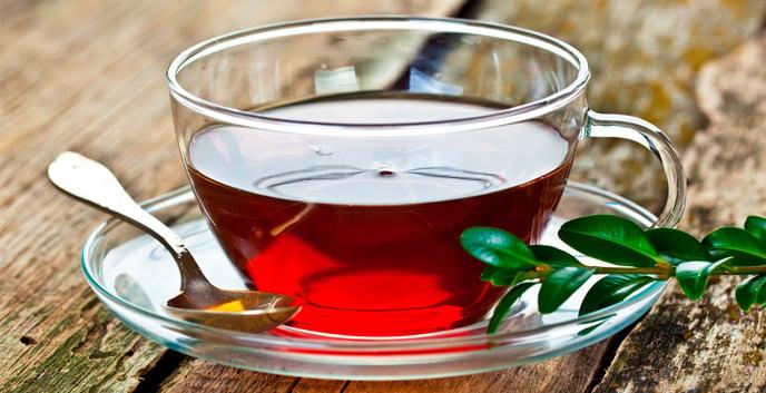 10 tés para bajar de peso rápidamente y beber en ayunas