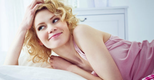 trucos para despertar con una cabellera perfecta