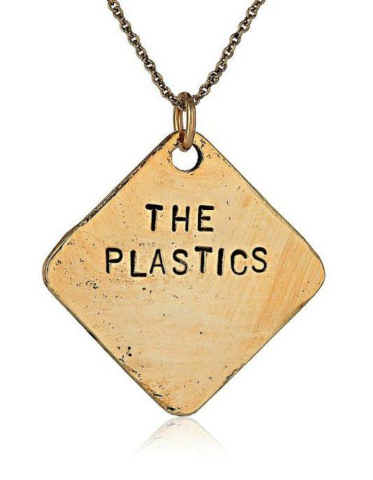 collar de las plasticas