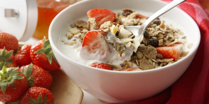 cereal con fibra