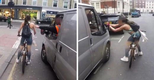 Se vengó de un acosador callejero y ahora Internet no deja de aplaudir