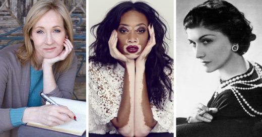 15 admirables mujeres que cambiarán tu forma de ver el mundo