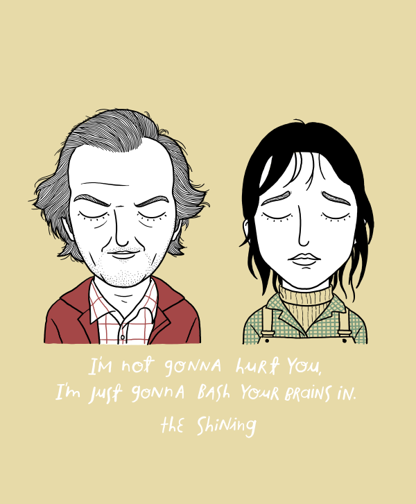 alejandro giraldo the shining