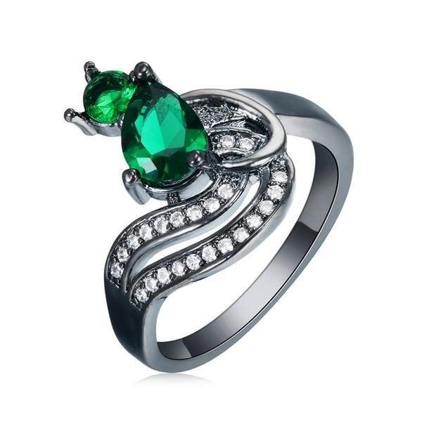 anillo slytherin