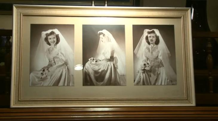 fotografía de mujer en vesitdo de novia