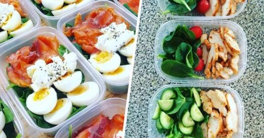 15 sencillas combinaciones de una comida balanceada
