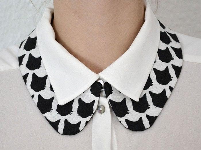cuello de gatos