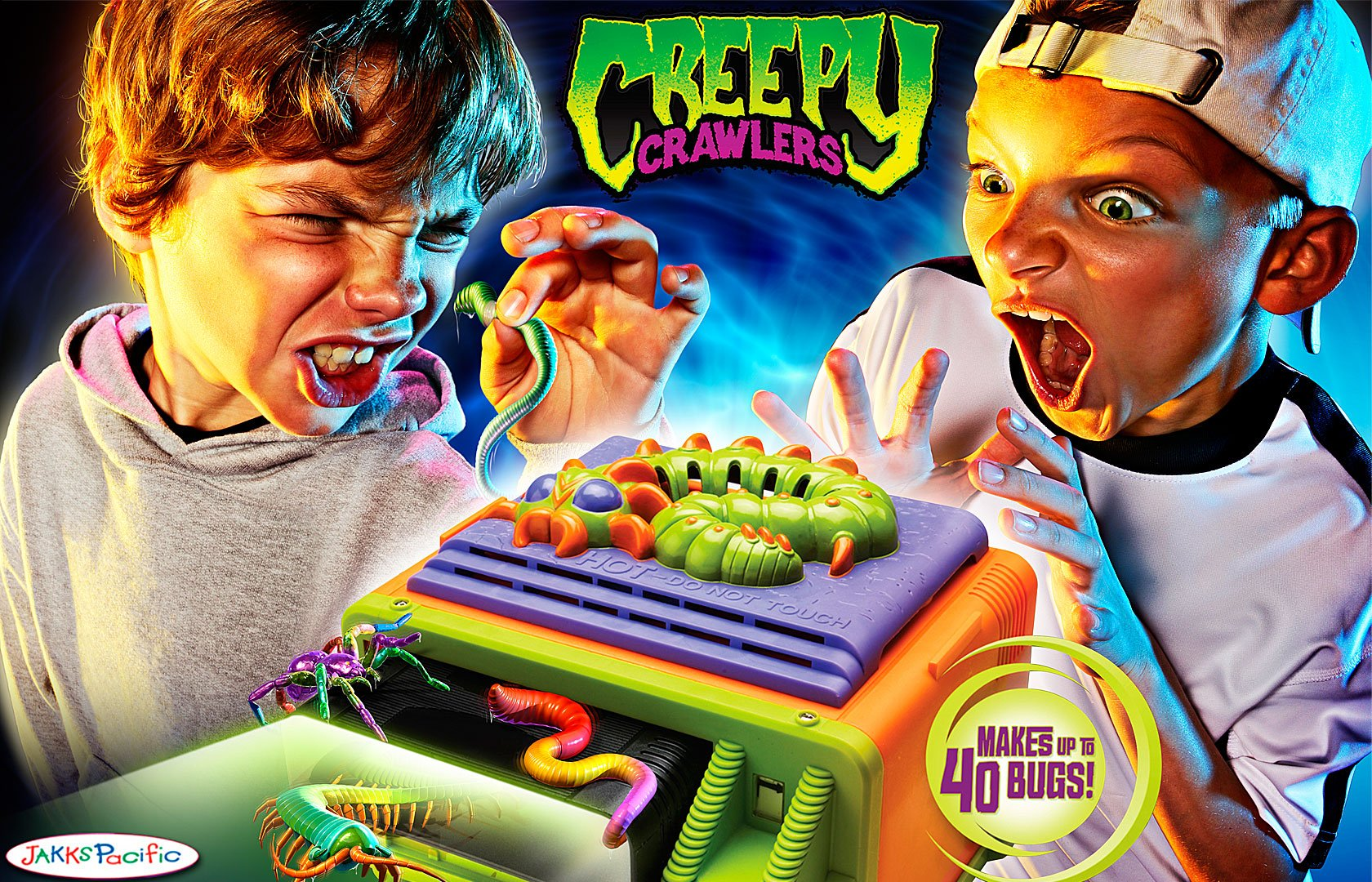 creepy crawlers 90's