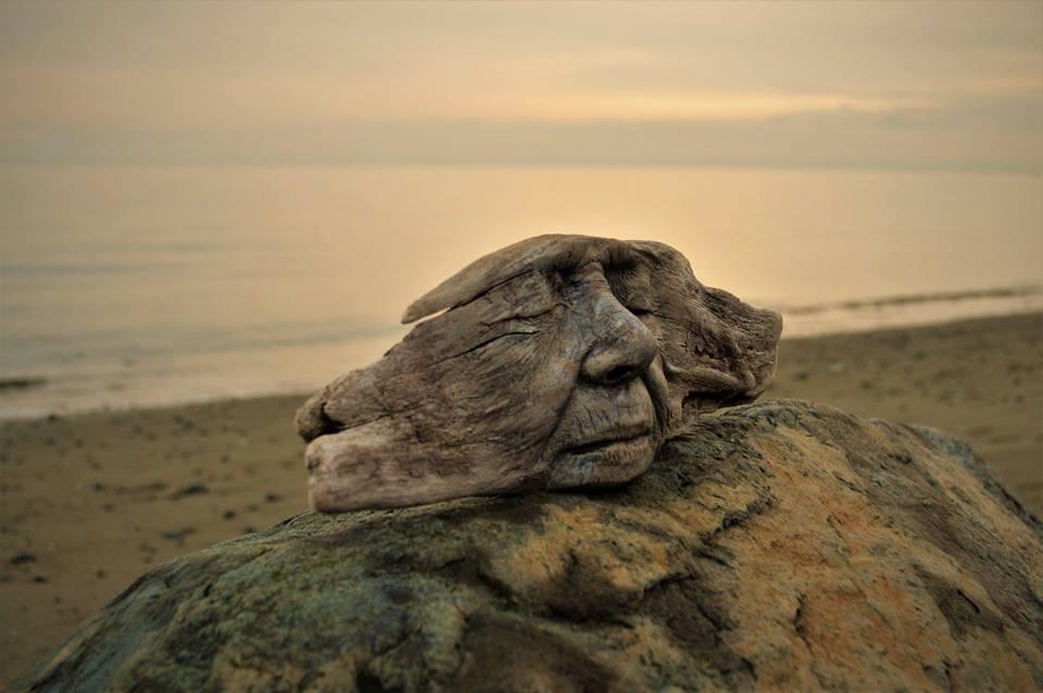 debra bernier escultura