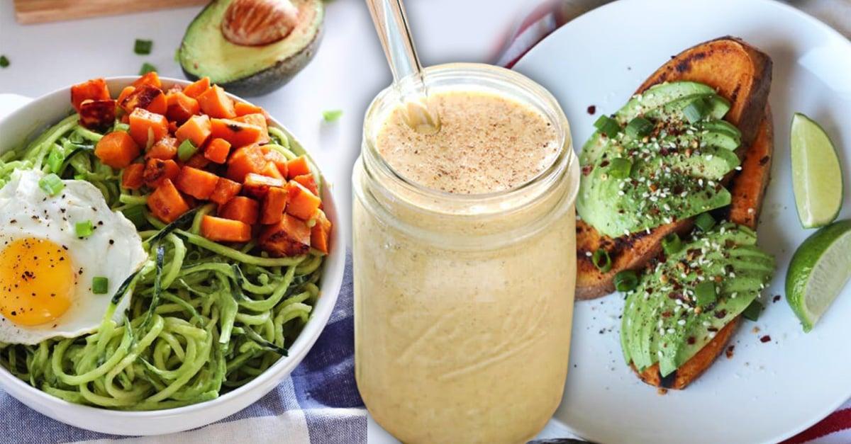 10 Desayunos que puedes preparar de forma fácil