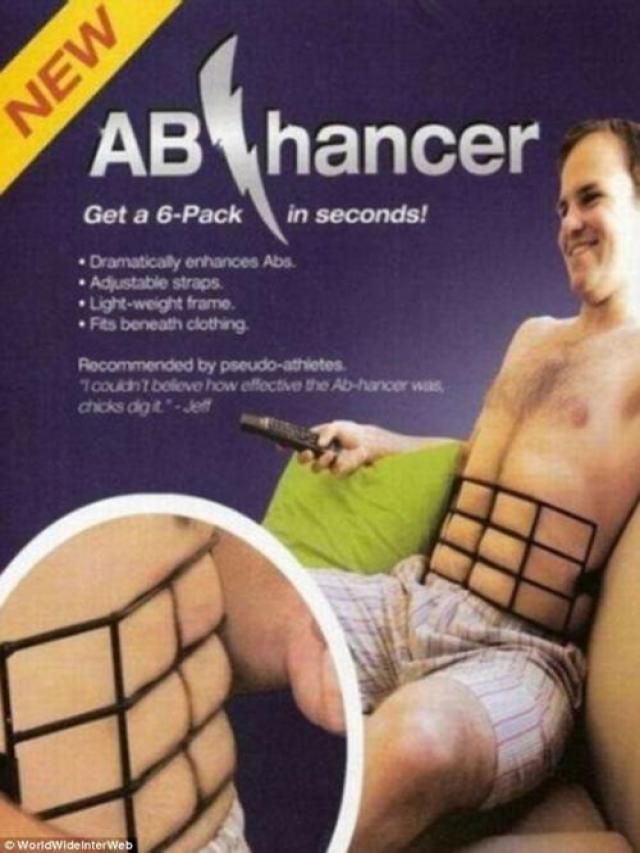 dispositivo para abdominales