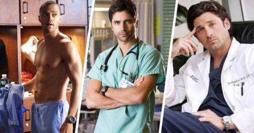 15 doctores más sexis en nuestras series de televisión favoritas
