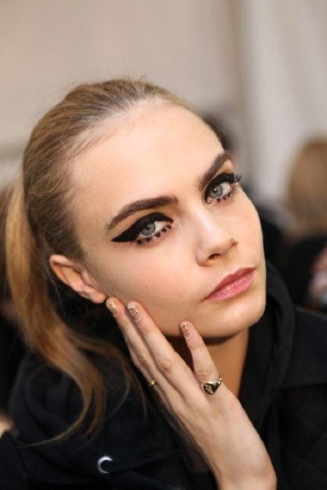 Tendencias maquillaje primavera 2018