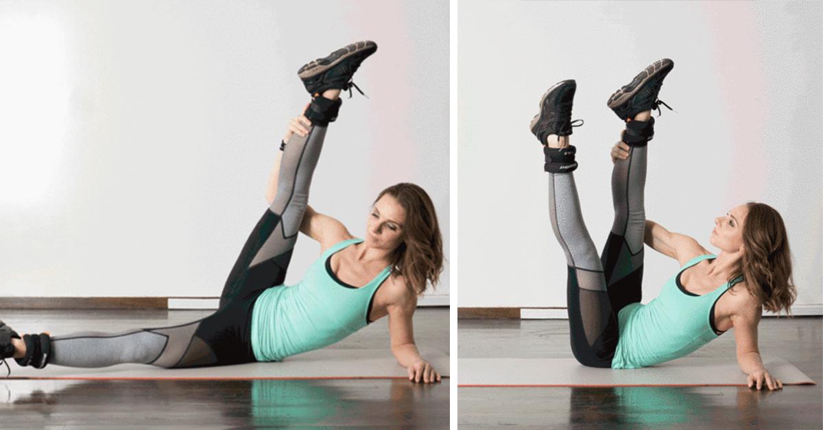 8 movimientos infalibles para lograr unas piernas de pasarela