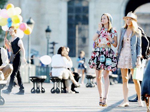 gossip girl en paris