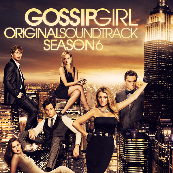 imagen disco soundtrack gossip girl temporada 6