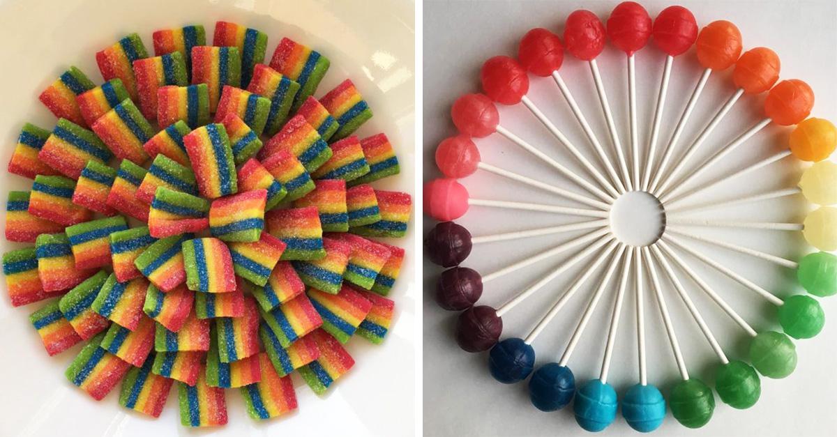 Este artista crea fantásticas obras de arte con comida