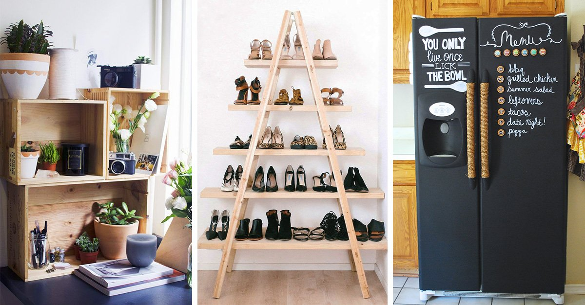 20 ideas originales para decorar tu departamento f cilmente for Como decorar un departamento